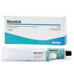 Mandisil Medium, corrector for the lower jaw, 2 * 75ml