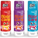 Fluor Care, foam for fluoridation of enamel on the basis of 1.23% of sodium fluoride