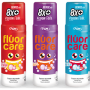 Fluor Care Strawberry, foam for fluoridation of enamel based on 1.23% sodium fluoride, strawberry flavor, 100ml