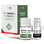 Whiteness Perborate, a material for whitening devitalized teeth