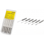 Gates Drills # 1, 32mm, root canal dilators for corner tip, 6pcs