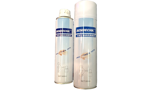 Oil for lubrication and cleaning of tips, 550 ml
