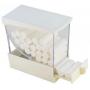 Dispenser for rollers sliding white