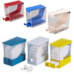 Dispensers for rollers