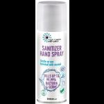 Sanitizer Hand Spray, hygienic hand treatment, 200 ml