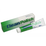 Clean Polish, toothpaste for cleaning and polishing teeth, medium grain size, 45g