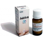 Iodoform, a component for the treatment of root canals, 10g