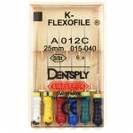 K-Flexofile hand drills of the increased flexibility