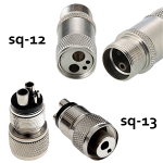 Adapters for turbine tips