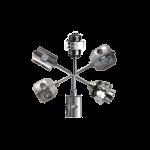 Rotary groups to turbine tips