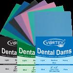 DentalDams - sheets / handkerchiefs for the rubber dam